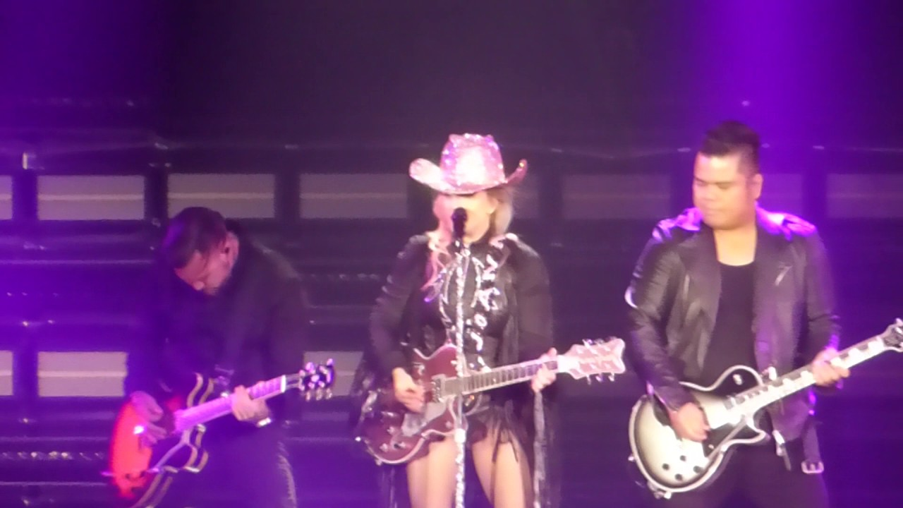Watch: Lady Gaga Performing Live at The Forum in L.A. [Video]