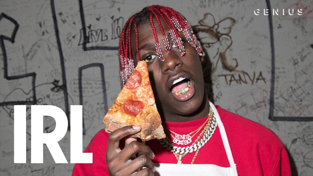 Watch: Lil Yachty Make Pizza & Talks 'Teenage Emotions' [Video]