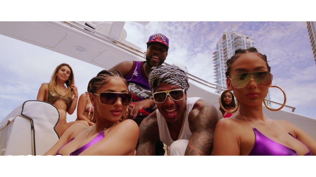 Watch: Ncredible Gang ft. Nick Cannon, Fat Joe, DJ Luke Nasty | Only You  [Video]