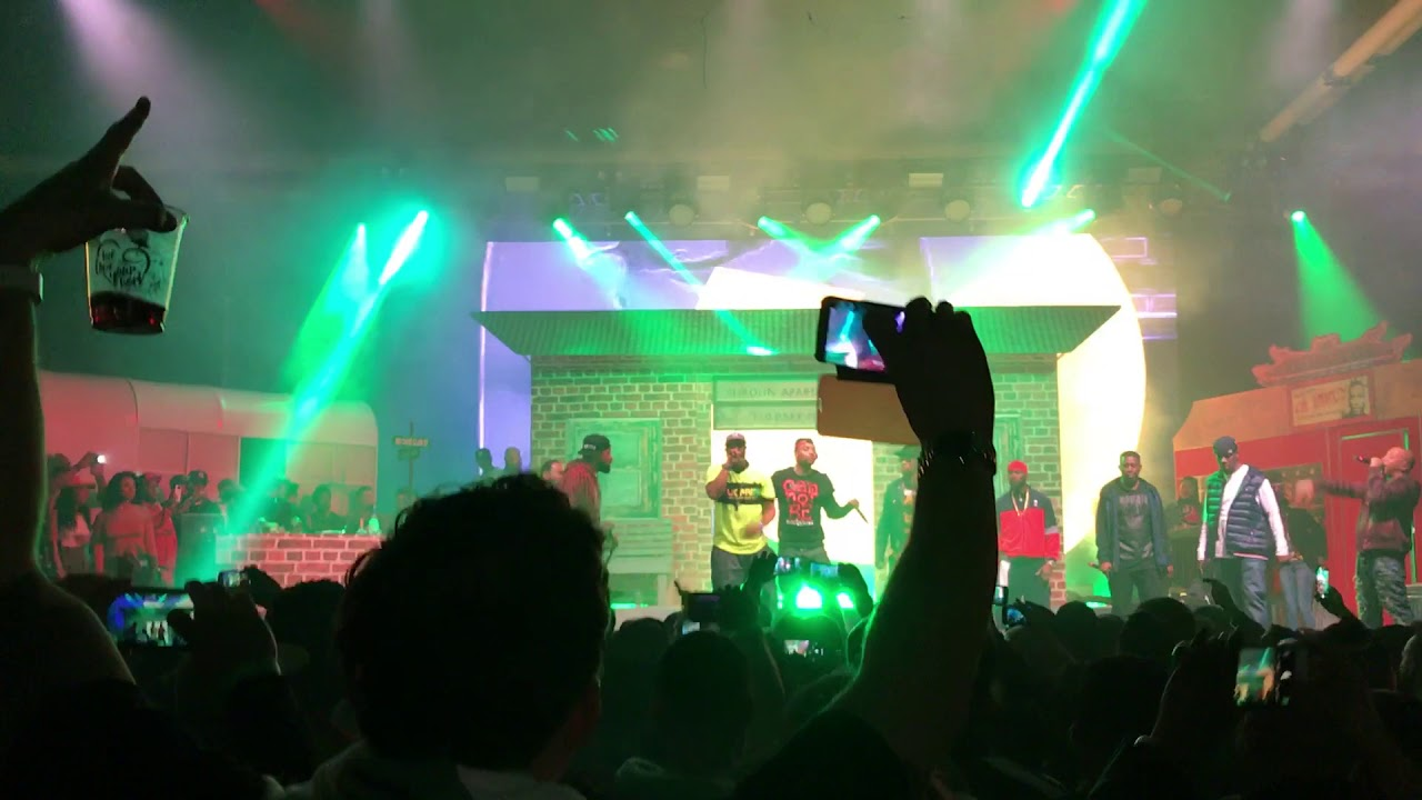 "Watch: Wu-Tang Clan Performing ""Mary Jane / Ice Cream"" Live [Video]"