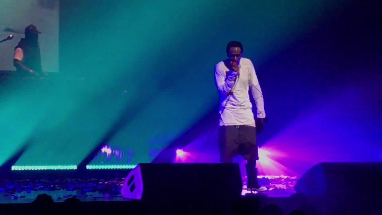 Yasiin Bey & Friends Performing Live at the Apollo Theater Final Concert 2016 [Video]