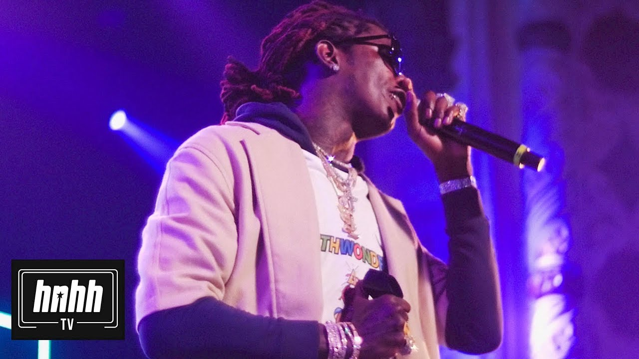"""Young Thug Performs """"Relationship,"""" """"Wyclef Jean""""  Live @ 30 Days In Chicago"""