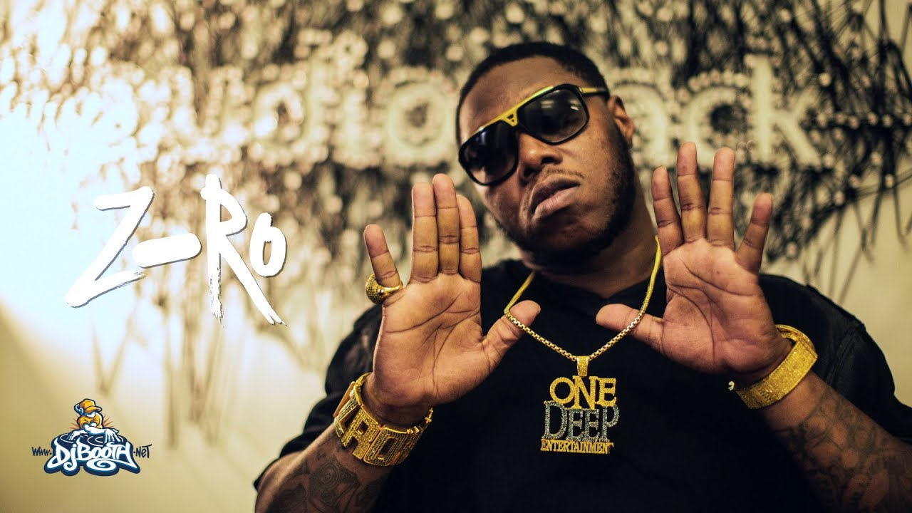 Z-Ro Blesses the Booth with a 3 Minute Freestyle [Video]