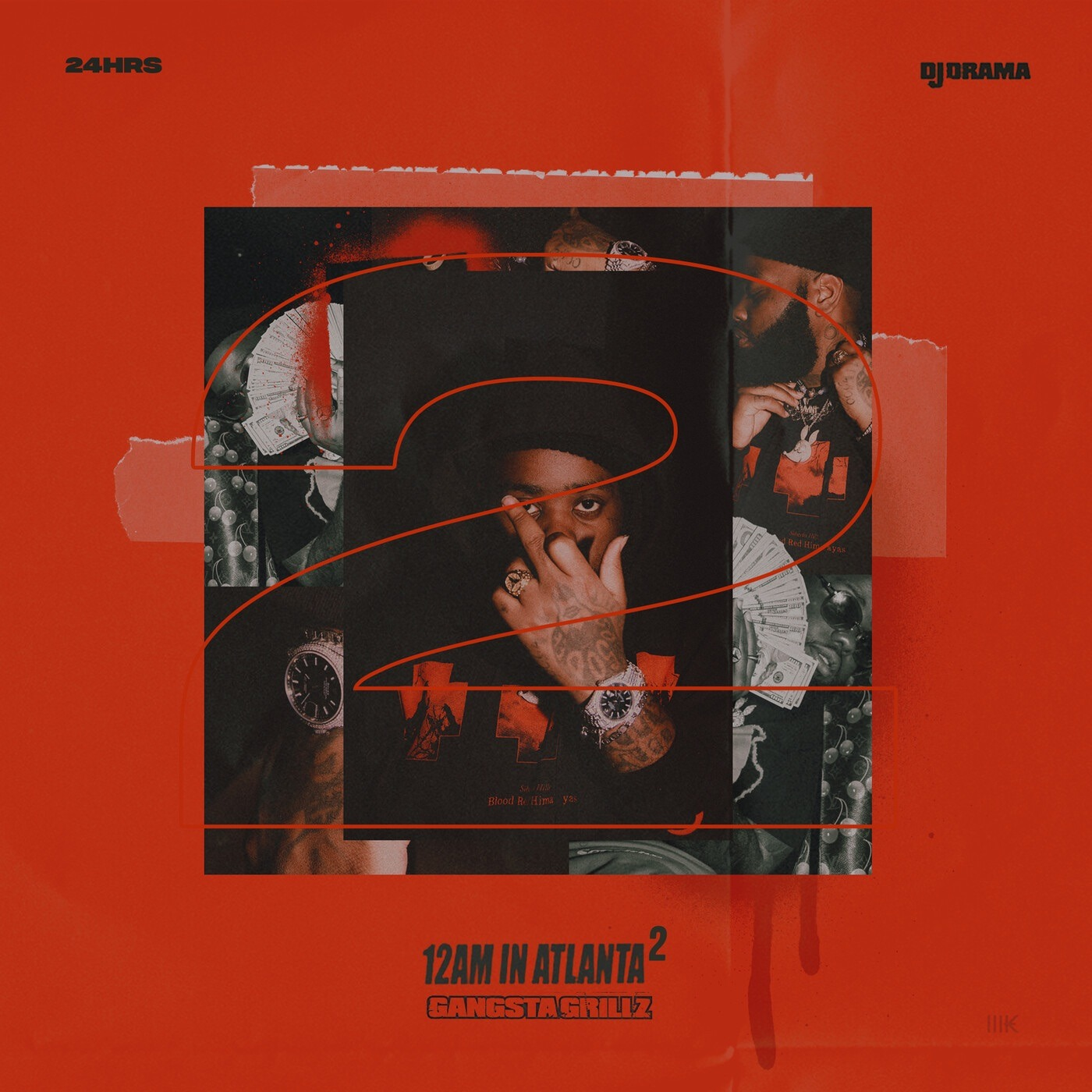24hrs & DJ Drama – 12 AM in Atlanta 2
