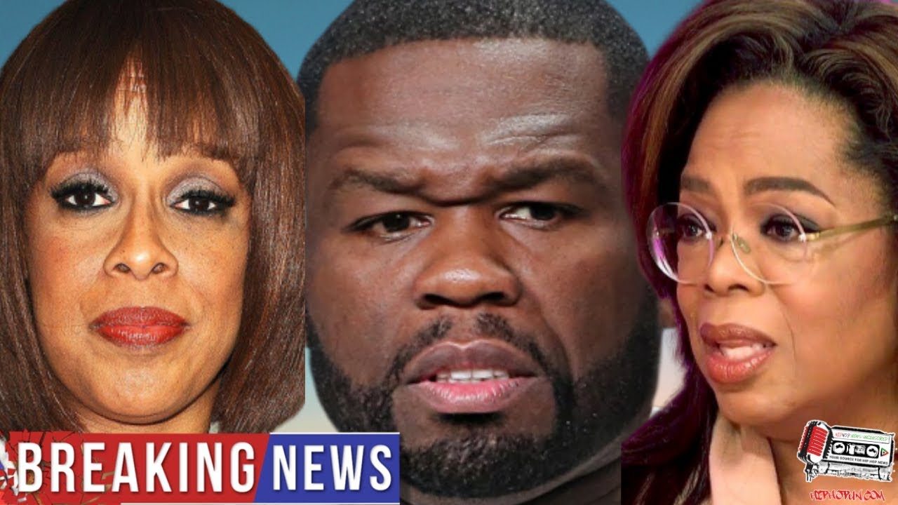 50 Cent RIPS Oprah & Gayle King In This New Video!!