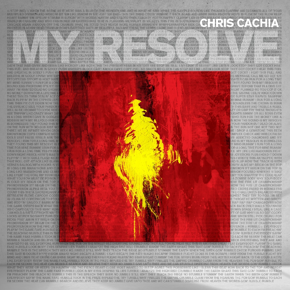 Chris Cachia – My Resolve