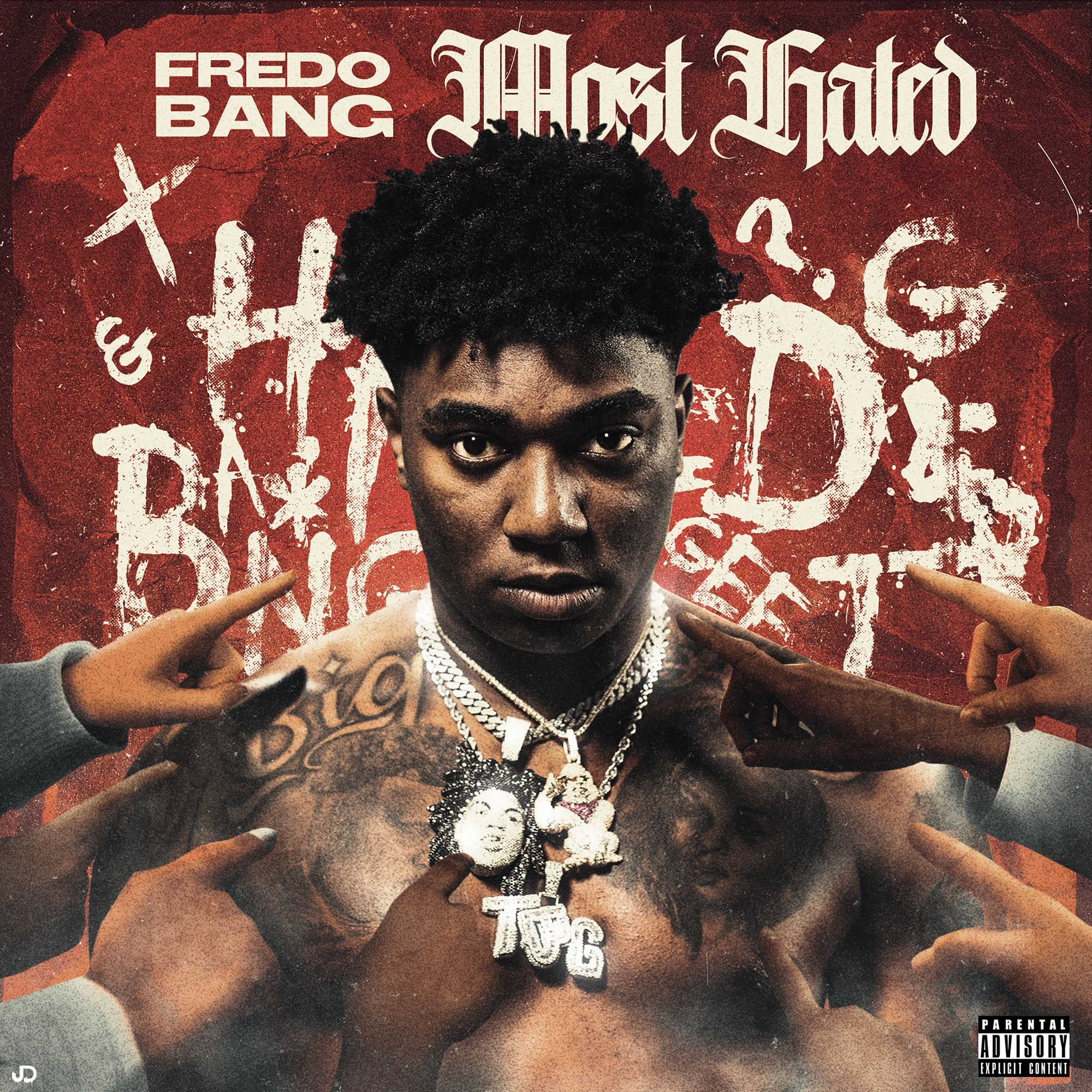 Fredo Bang – Get Even (feat. Lil Baby)
