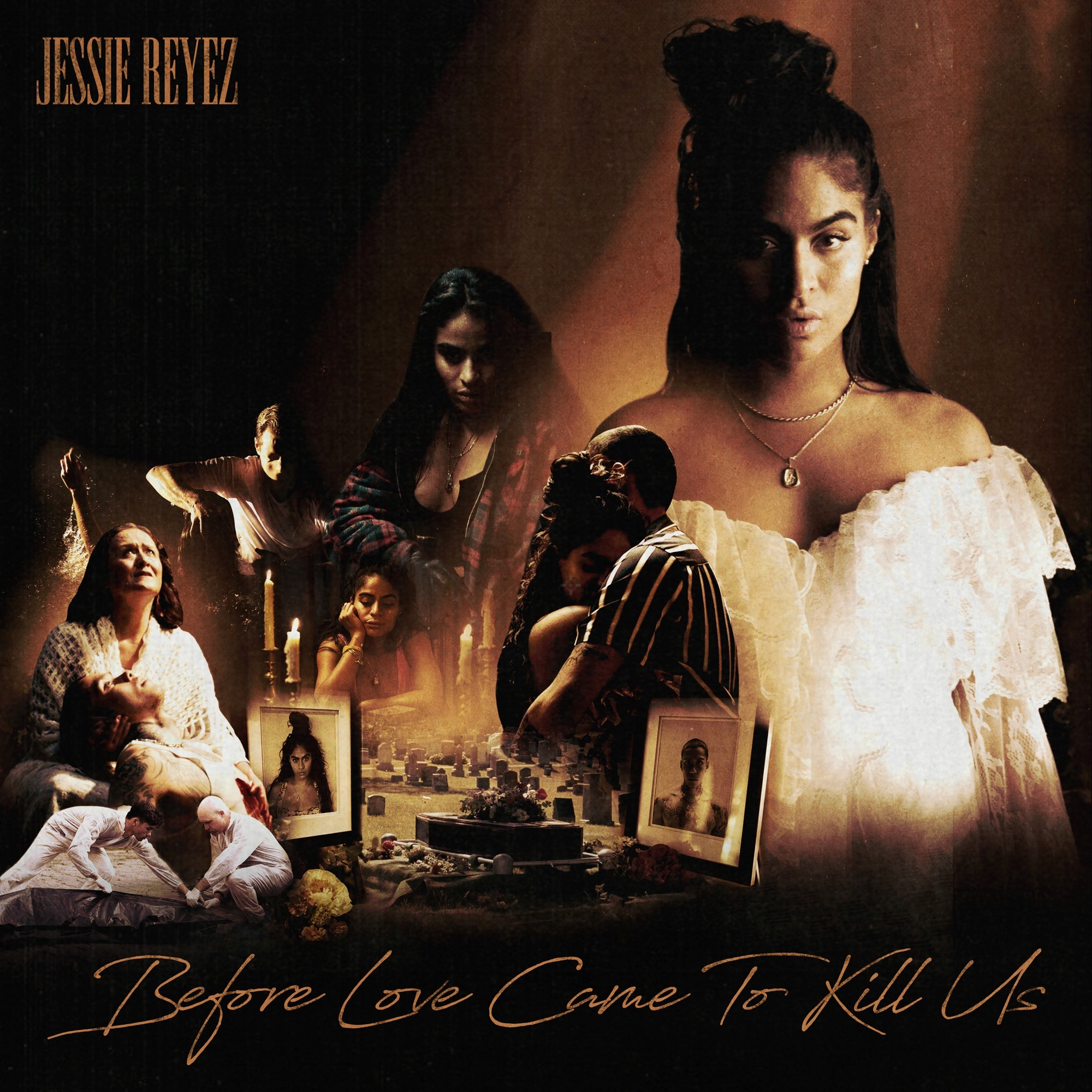 Jessie Reyez – BEFORE LOVE CAME TO KILL US (Deluxe)