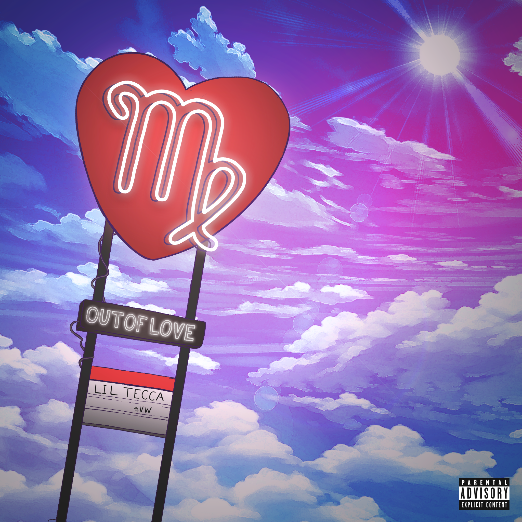 """LIL TECCA RELEASES NEW SINGLE """"OUT OF LOVE"""""""