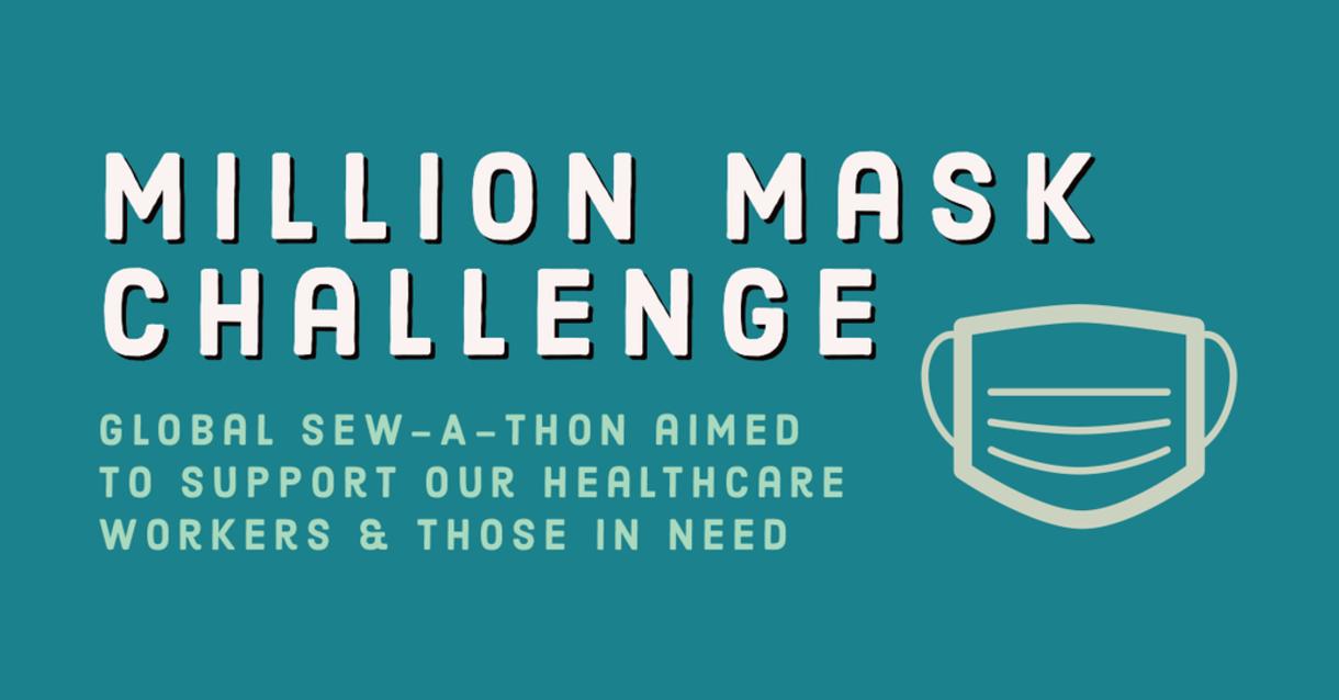 #MillionMaskChallenge Launched By Sew It Online