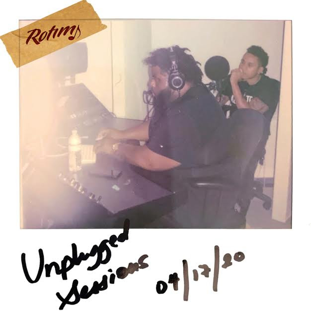 EP Stream: Rotimi – Unplugged Sessions