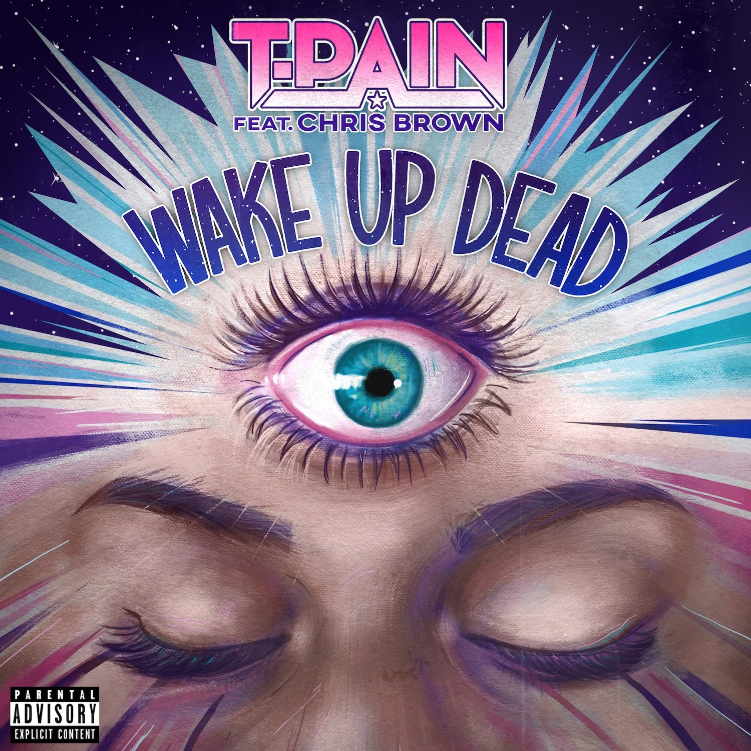 T-Pain feat. Chris Brown – Wake Up Dead