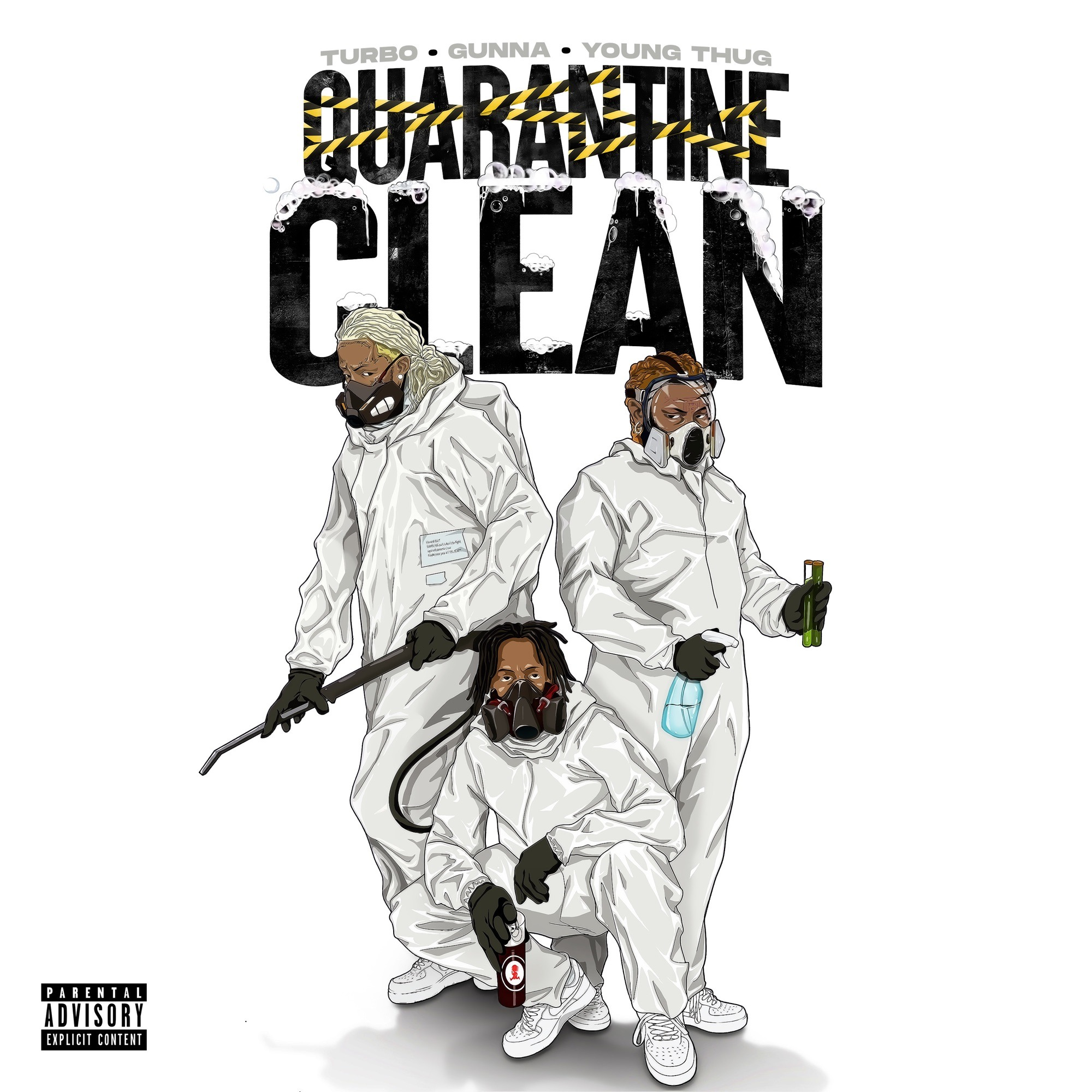 Turbo Ft. Gunna & Young Thug – QUARANTINE CLEAN