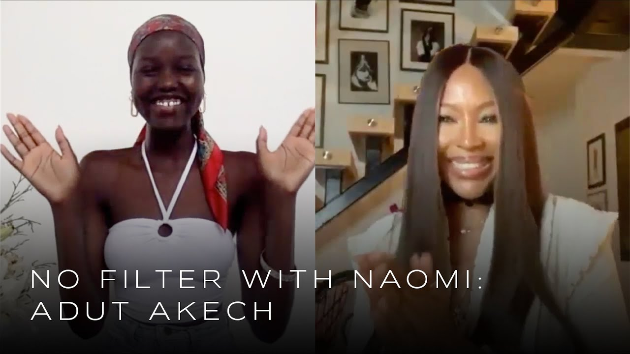 Adut Akech on Diversity in Fashion & Being a Top Model | No Filter with Naomi