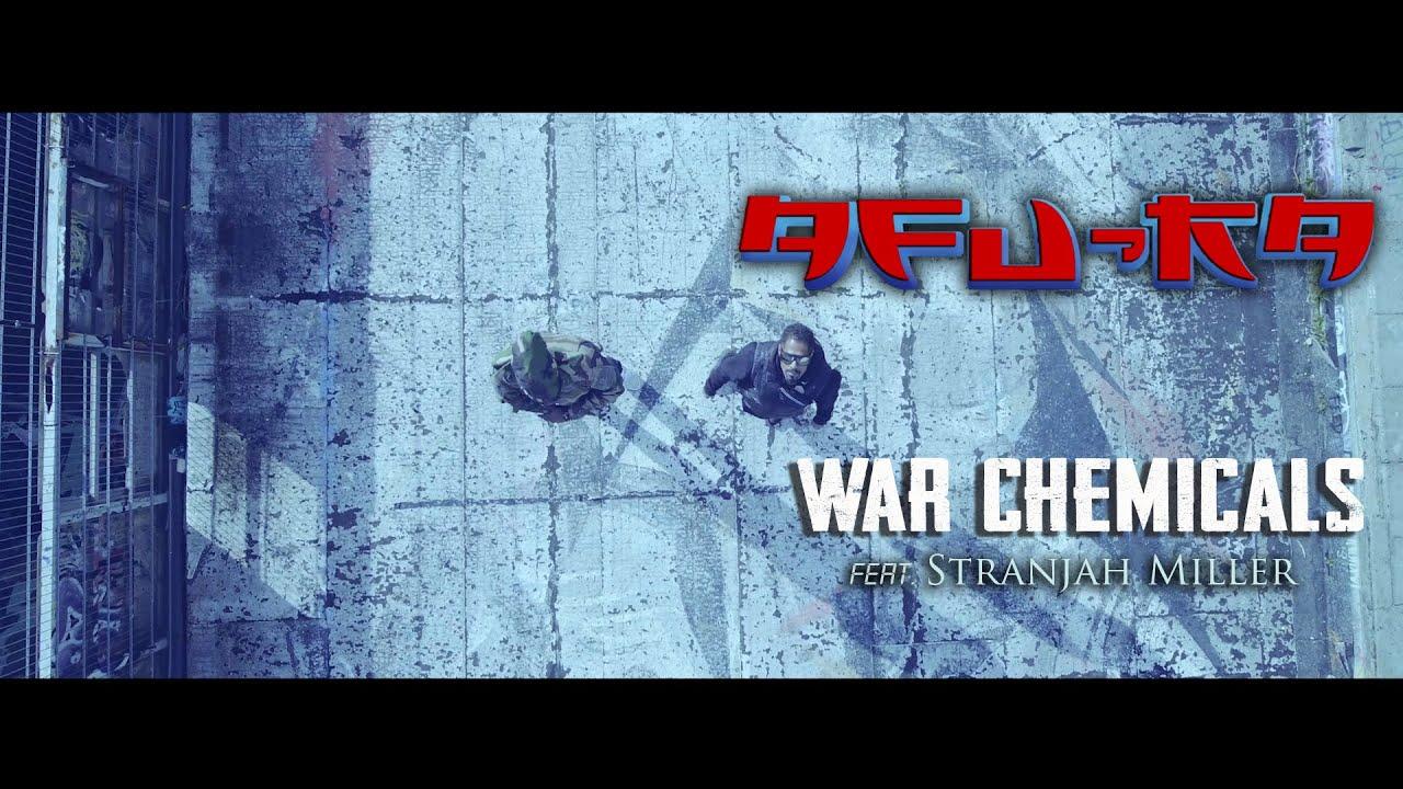 Afu-Ra – War Chemicals ft. Stranjah Miller [Video]