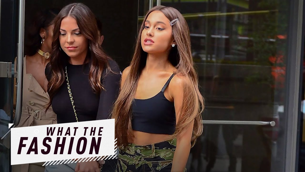 Ariana Grande's Outfit Costs How Much?! | What the Fashion | E! News