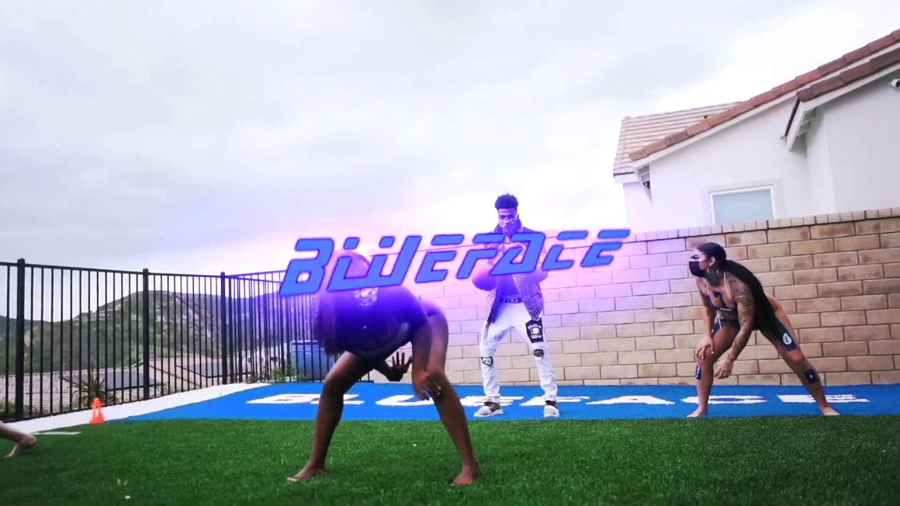 Blueface – Vibes (Official Video)