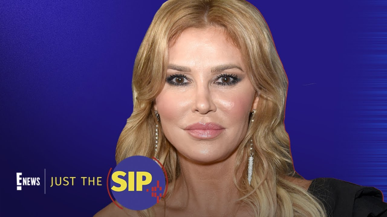 """Brandi Glanville on Real """"RHOBH"""" Drama & Dating Women 