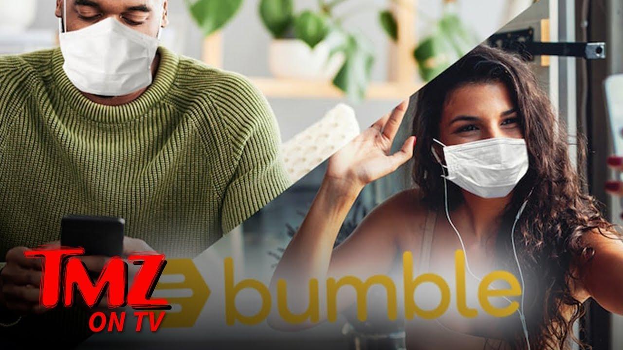Bumble Users Relying On Video Chats During Coronavirus Quarantine | TMZ