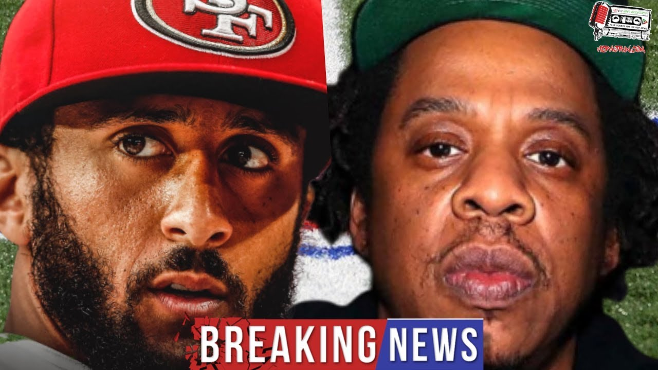 Colin Kaepernick Puts Jay-Z On FULL BLAST With This Statement Today!!