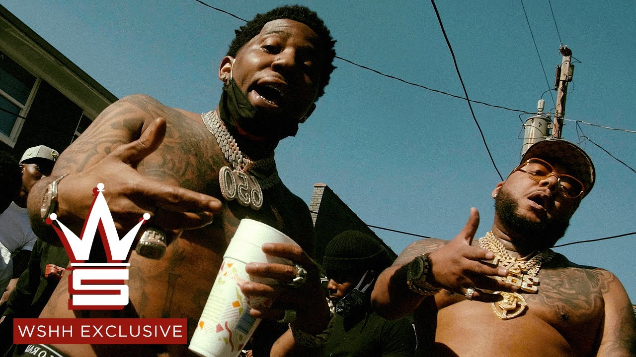 """Eastside Jody – """"Cocaine Flow"""" feat. YFN Lucci (Official Music Video – WSHH Exclusive)"""