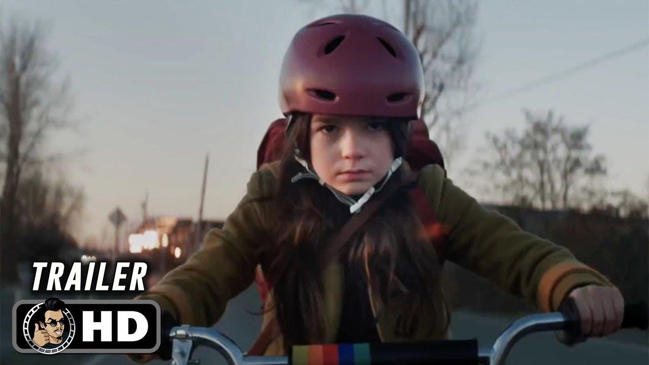 HOME BEFORE DARK Official Trailer (HD) Mila Morgan