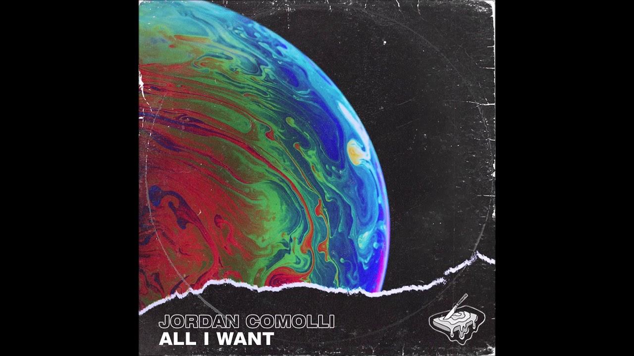 """Jordan Comolli – """"All I Want"""" OFFICIAL VERSION"""