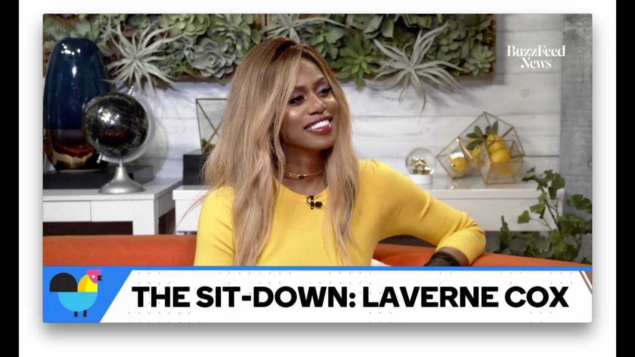 Laverne Cox Talks About What Pride Means To Her Now