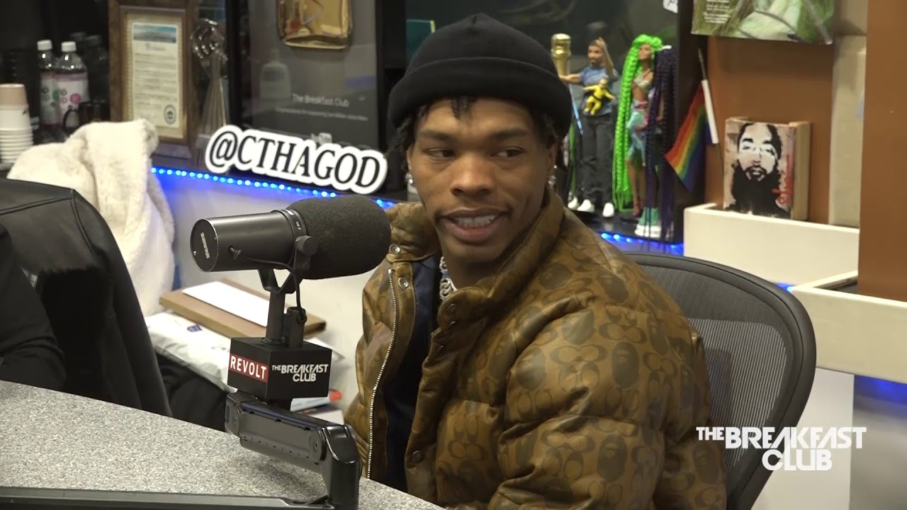 Lil Baby Speaks On Fatherhood, Young Thug As A Mentor, New Music + More