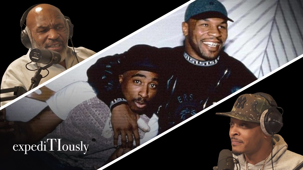 Mike Tyson On His Friendship With Tupac | expediTIously Podcast