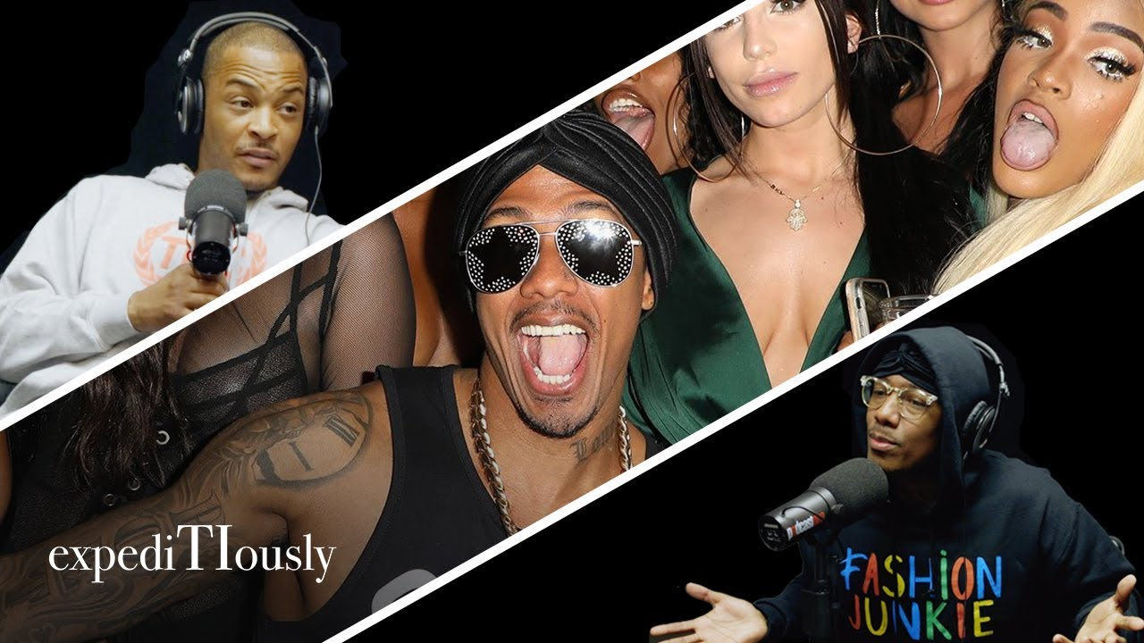 Nick Cannon Explains His Taste in Women | expediTIously Podcast