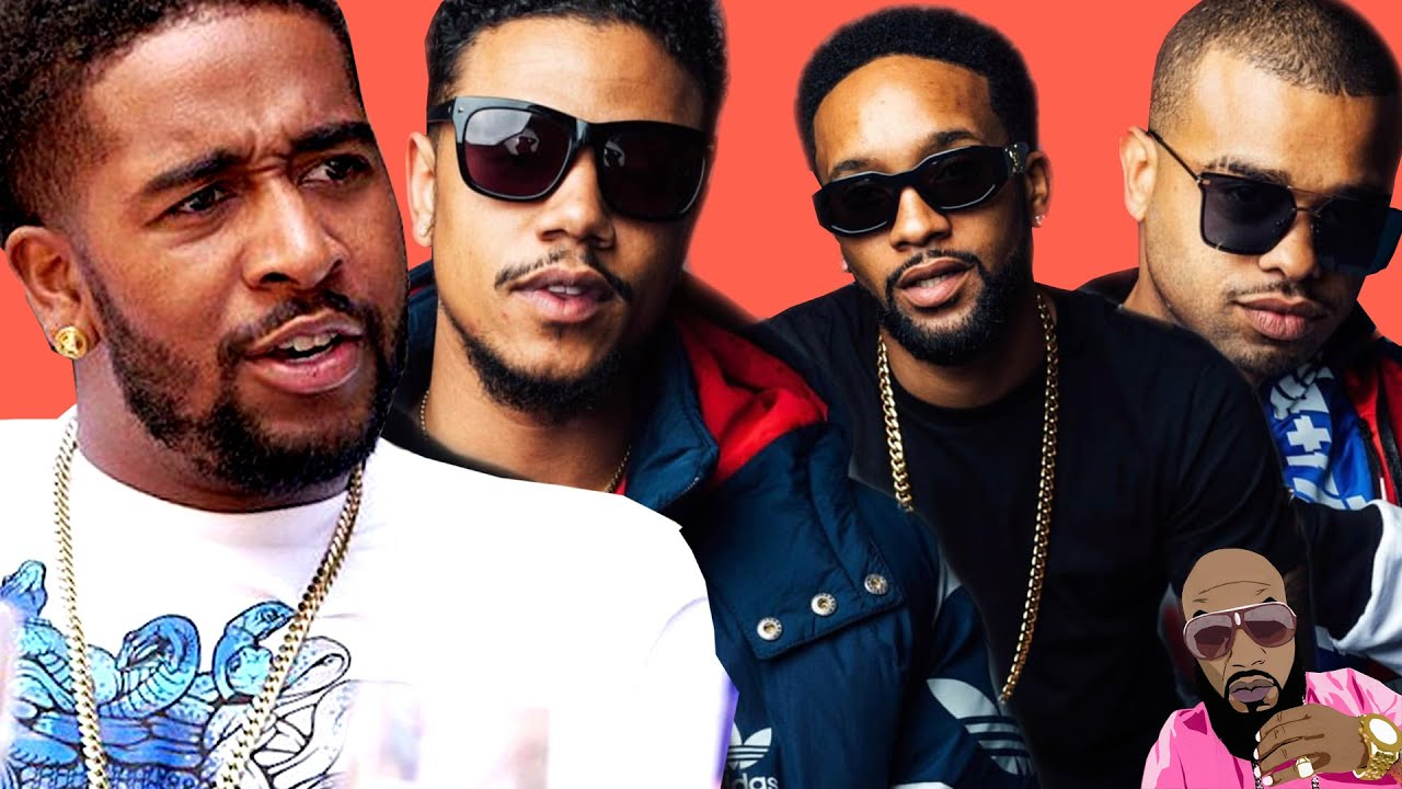 """Omarion Drags Entire B2K Group In New Docuseries! Apryl Jones Cousin EXPOSES Her Selling Her """"P"""""""