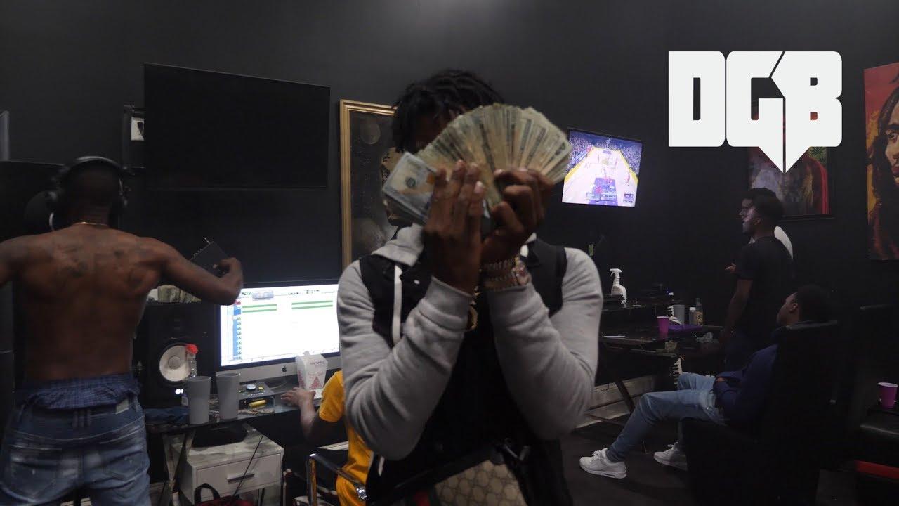"Rody ABM Recording New Song w/ Boosie Badazz ""Poppin"" (Vlog)"
