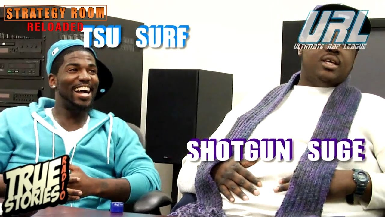 Tsu Surf X Shotgun Suge (THROWBACK 2011) | Strategy Room: Reloaded (Hosted by Hynaken)