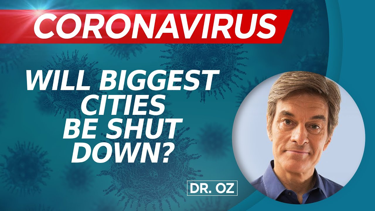 Will The Nation's Biggest Cities Be Shut Down?
