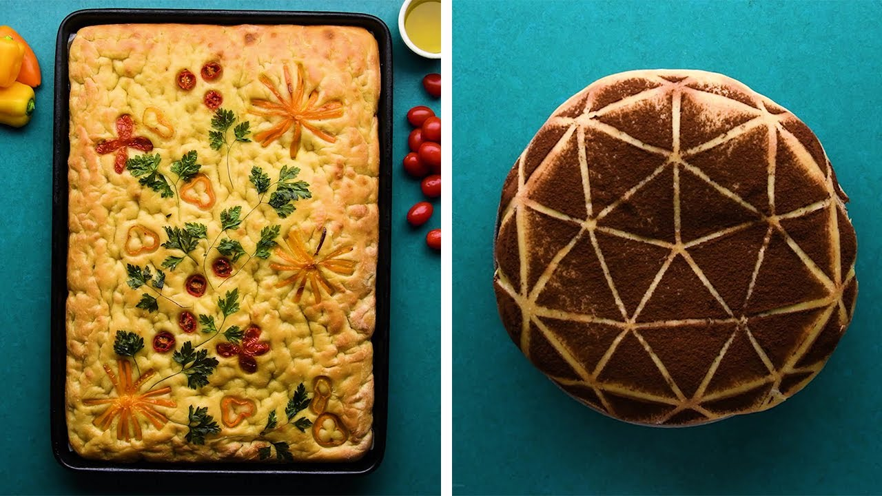 9 Bread Designs to Keep You Baking During the Quarantine! So Yummy