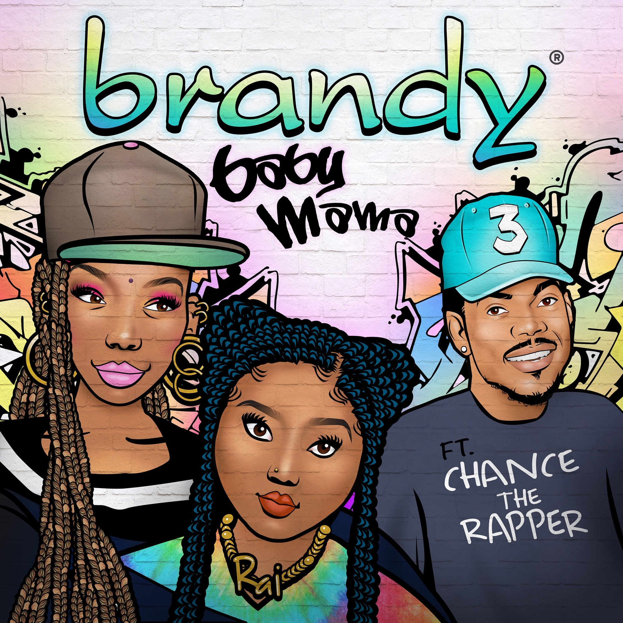 Brandy feat. Chance the Rapper – Baby Mama