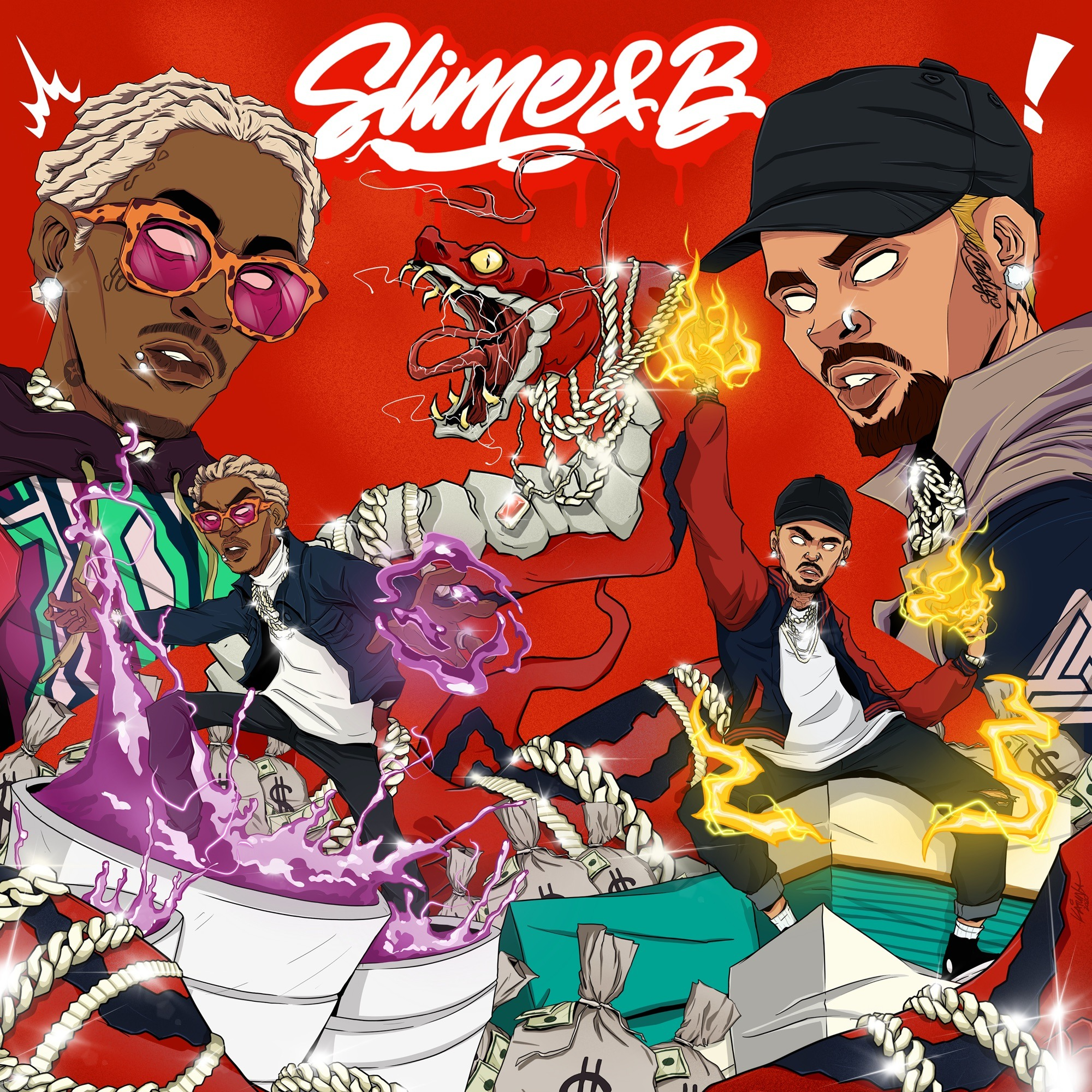 Chris Brown & Young Thug – Stolen