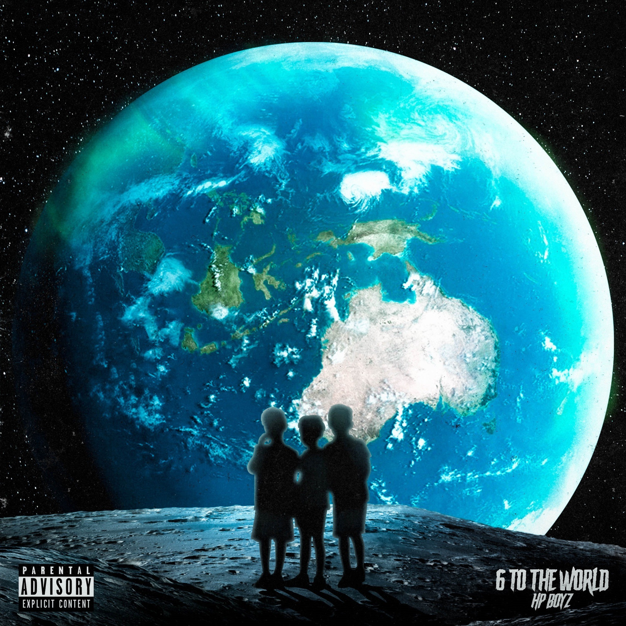 Hp Boyz – 6 To The WORLD [EP Stream]