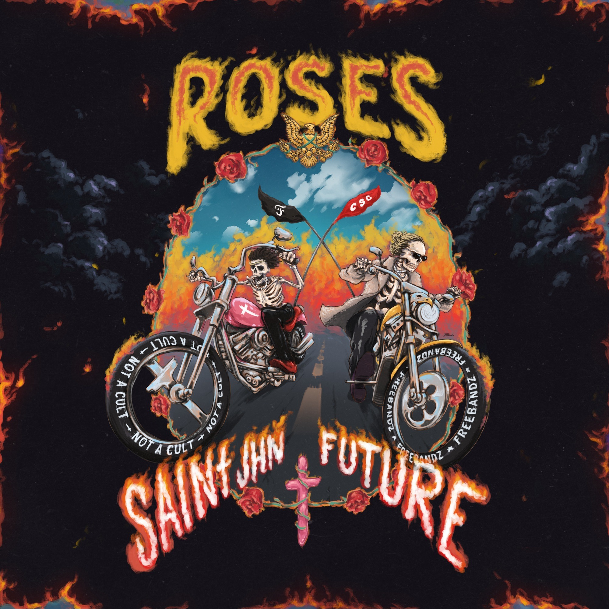 SAINt JHN feat. Future – Roses (Remix)