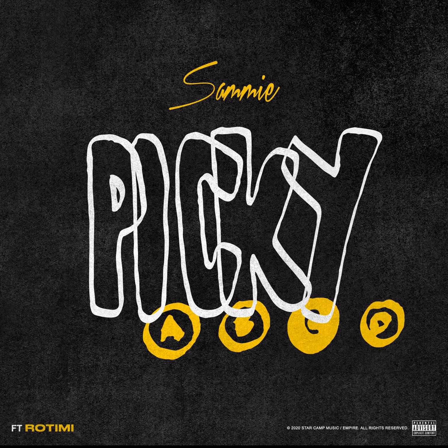 """SAMMIE, Teams up with ROTIMI for """"PICKY"""""""
