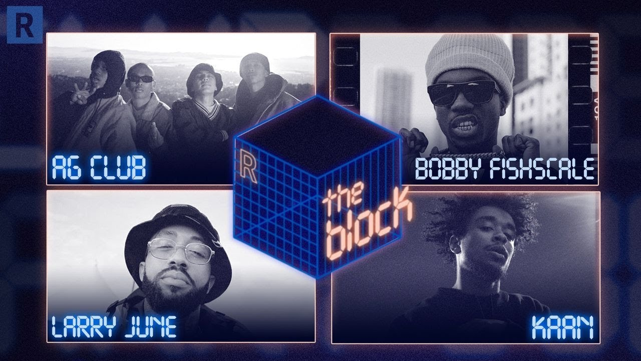 AG Club, Larry June, Bobby Fishscales, K.A.A.N | The Block
