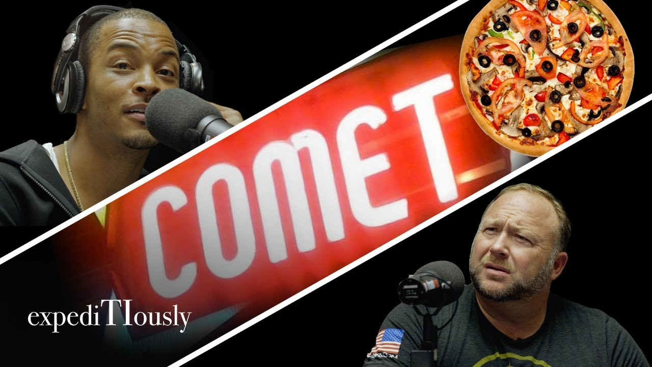 Alex Jones and T.I. Debate Pizzagate | expediTIously Podcast
