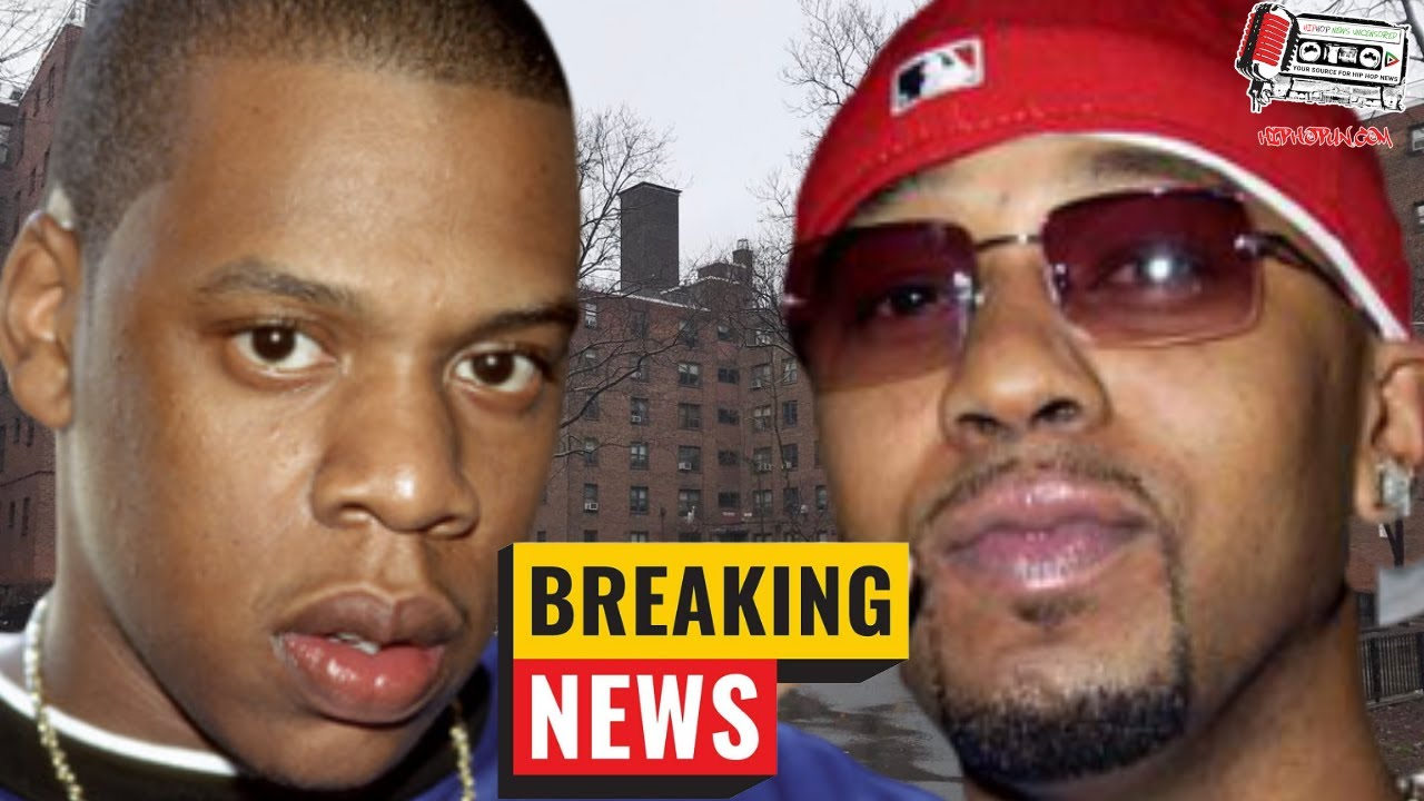 Ali From The St Lunatics Shares The Story Of Jay-Z DISSIN Him To His Face!!