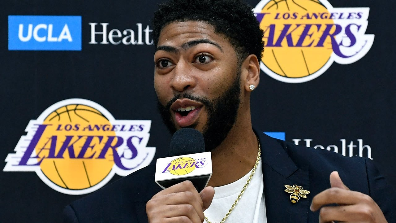 Anthony Davis Selling His Los Angeles Home Has People Thinking He Is DONE With Lakers