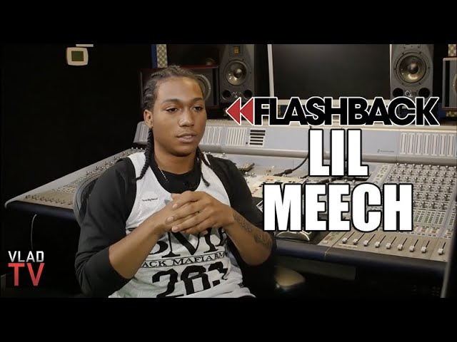 Big Meech's Son Lil Meech on Having No Clue About His Dad's Criminal Career (Flashback)