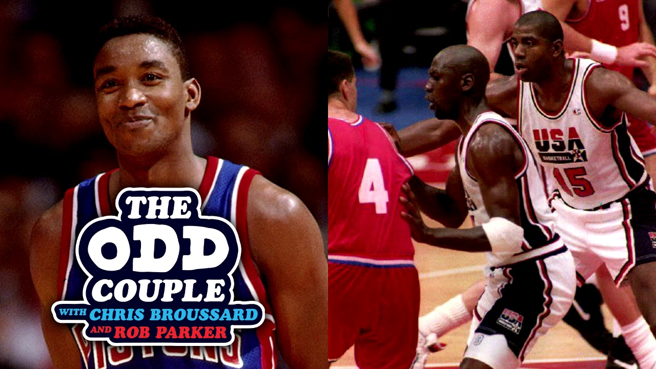 Chris Broussard & Rob Parker – Is Michael Jordan Responsible for Isiah Thomas Snub from Dream Team?