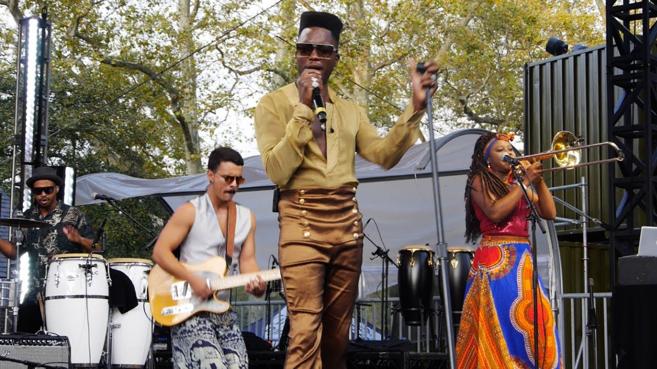 Cimafunk Shuts Down Central Park Summerstage Performance!