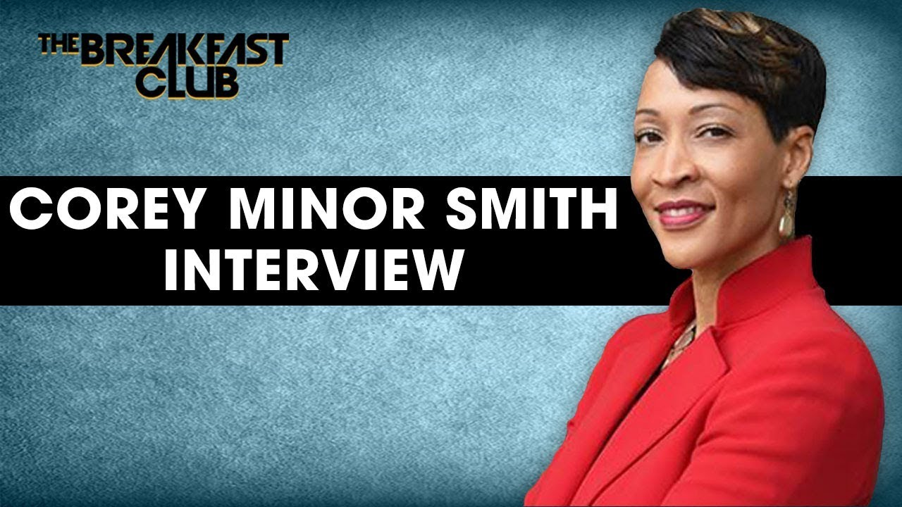 Corey Minor Smith On Staying Driven Toward Goals And Overcoming Obstacles In Life