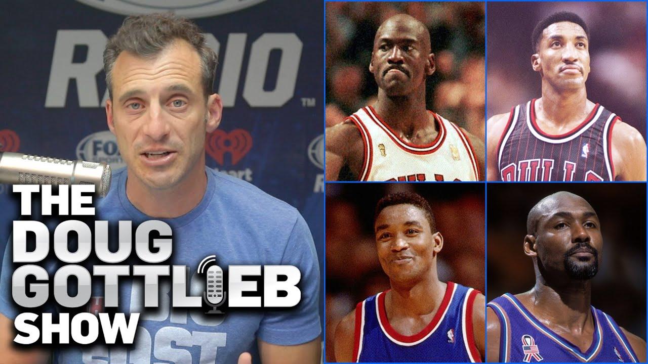 Doug Gottlieb – Don't Ask Michael Jordan To Be Someone He's Not